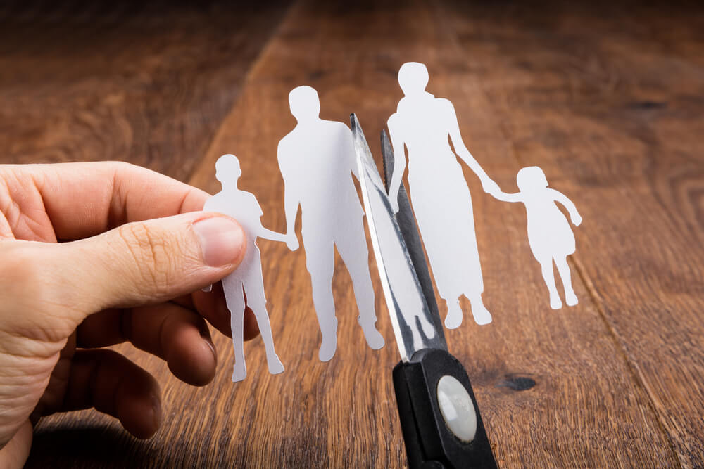 Divorce and its Effect on Children